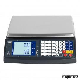 Balanza Comercial sin ticket GRXFOC-30K