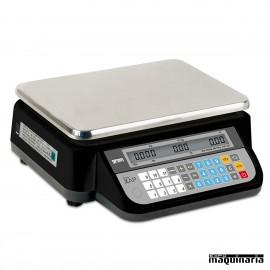 Balanza Comercial sin ticket GRXAP-15