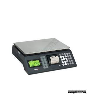 Balanza Comercial con ticket GRM4-30