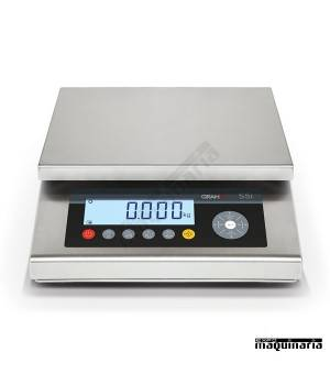Balanza Industrial GRS5I-30 RS