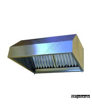 Campana extractora semi-industrial 100 cm