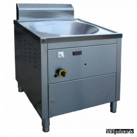 Freidora a gas de churros NTCG80