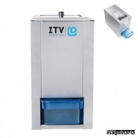 Triturador de hielo ITTR3INOX