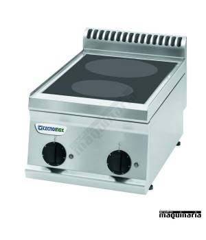Cocina industrial electrica CLPIN35E7 con 2 placas de inducción