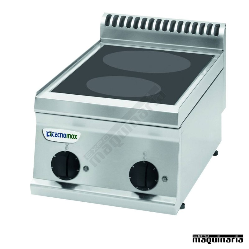 Cocina industrial electrica clpin35e7 con 2 placas de for Cocina industrial electrica