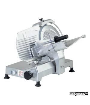 Cortadora fiambre 300 mm 270W CLAF300GR
