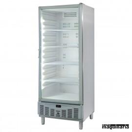 Nevera Congelador puertas de cristal CLAC500MIXAPV-