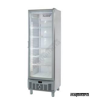 Nevera Refrigerador puerta de cristal CLAR320APV+