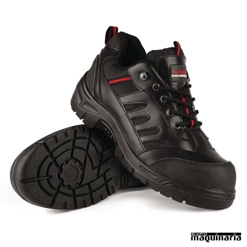 Zapatos de seguridad antideslizante nia314 calzado de - Calzado de trabajo ...