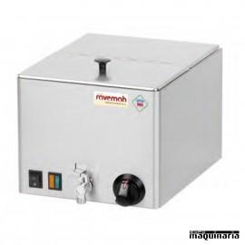 Máquina perritos calientes al vapor GN1/2 SVWEV12
