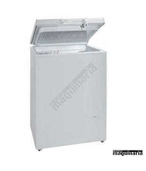 Arcón congelador 106 L. Puerta abatible