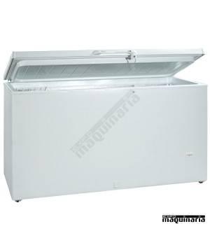 Arcón Congelador 433 L. Puerta abatible 152x68.5x87