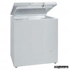 Congelador arcon 218 L. Puerta abatible 89x68.5x87