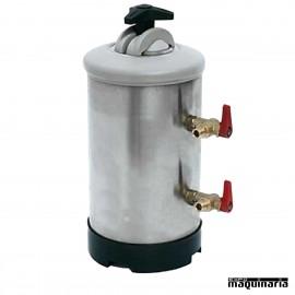 Descalcificador de agua lavavajillas 8 litros