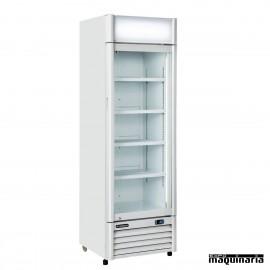 Nevera Refrigerador con Puerta de Cristal CLAR400CL