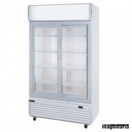 Nevera Refrigerador con Puerta de Cristal CLAR1000CL
