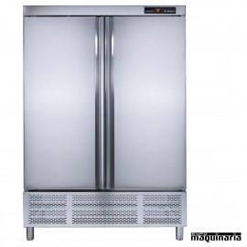 Armario snack frío 2puertas inox CLAR12002