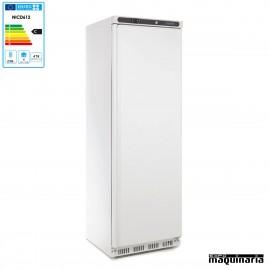 Armarios refrigerados NICD612 blancos 400 litros