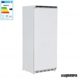 Armarios refrigerados NICD614 blancos 600 litros