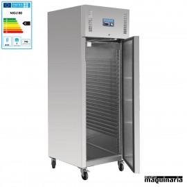 Frigorificos industriales NIGL180 INOX 18 bandejas Euronorm