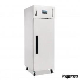Armario congelador NIG593 de acero inoxidable 600 litros