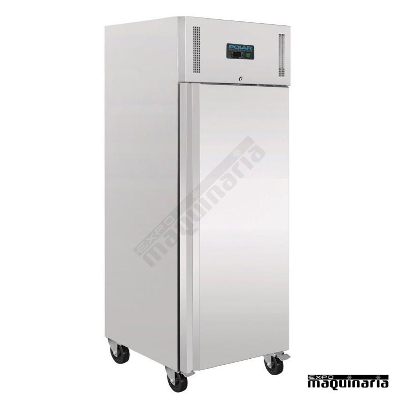 Congelador vertical industrial niu633 inox una puerta for Congelador vertical pequeno