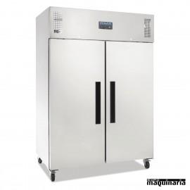 Frigorificos industriales NIG594 INOX Gastronorm 2/1 1200 litros