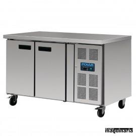 Mostrador refrigerado NIG596 con 2 puertas
