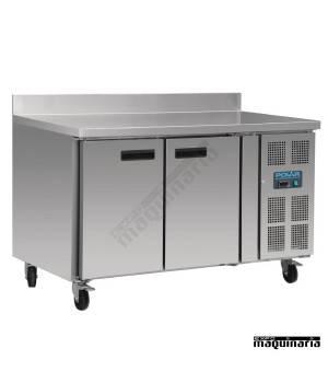 Mostrador refrigerado NIDL914 con peto y 2 puertas