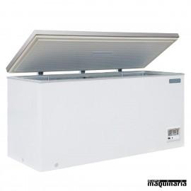 Arcon congelador NICM531 516 litros tapa inox