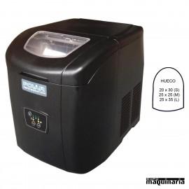 Maquina de hielo NIT315 compacta 11 Kg/dia