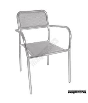 sillon exterior de aluminio nidp921 - Sillon Exterior