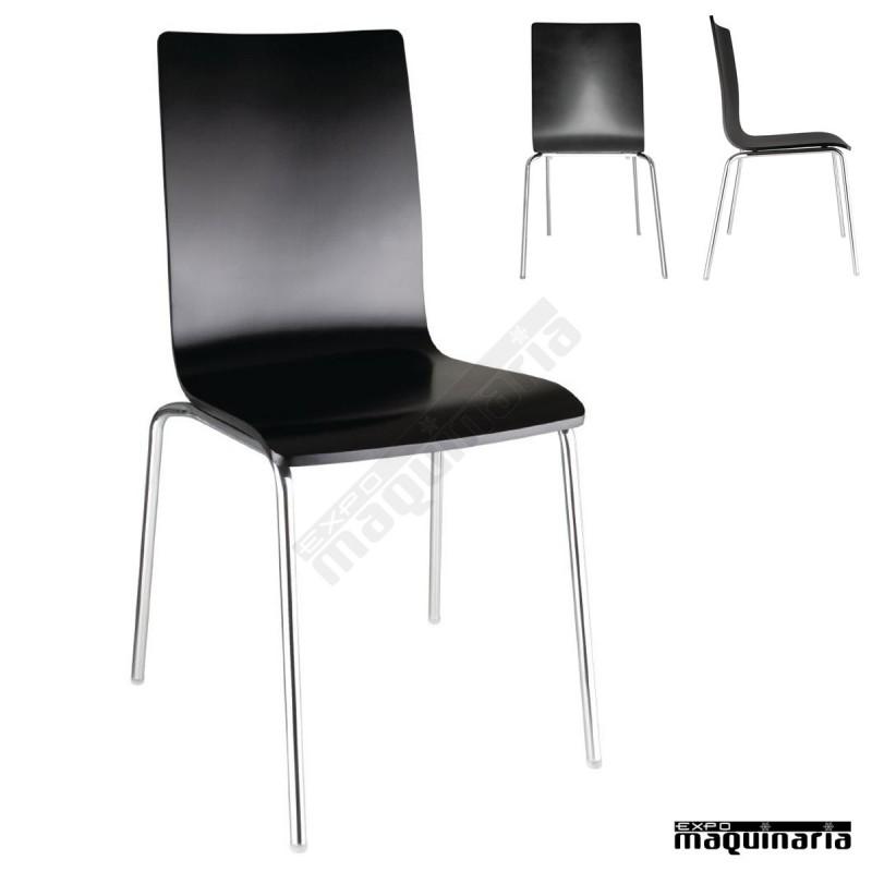 Sillas comedor minimalistas nigr342 sillas salon de - Sillas minimalistas ...