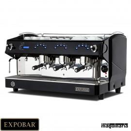 Maquina de cafe profesional ROSETA 3 grupos DISPLAY