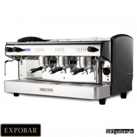 Maquina de cafe profesional G10 3 grupos DISPLAY