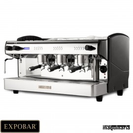 Maquina de cafe profesional G10 3 grupos DISPLAY