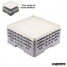 Tapa para cestas de lavado 50x50
