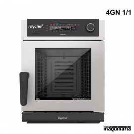 Horno profesional frontal MyChef Concept 4 GN1/1