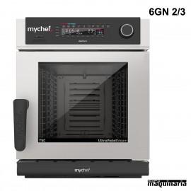 Horno profesional hosteleria MyChef Concept 6 GN2/3