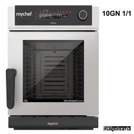 Horno hosteleria MyChef L10 GN 2/1 gran producción