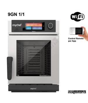 Horno para hosteleria mixto MyChef Evolution S9 GN1/1