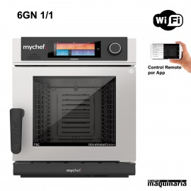 Horno hosteleria Mixto MyChef Evolution L6 GN1/1