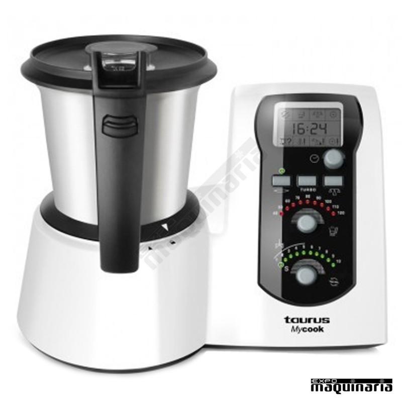 Robot cocina taurus mycook ro923000 para uso for Robot de cocina para amasar