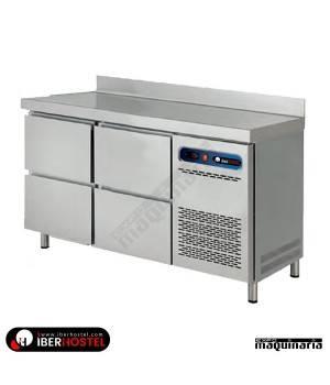 Mesa refrigerada 150x60cm 4 cajones IH8013108