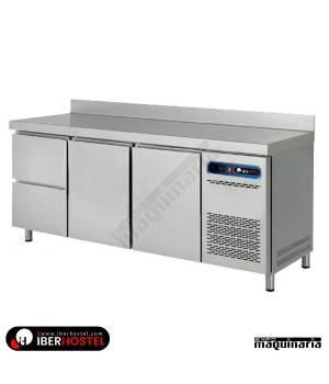 Mesa refrigerada 200x60cm 2 cajones y 2 puerta IH8013109