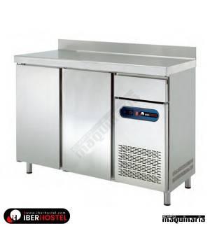 Mesa refrigerada alta 150x60cm IH8033101 2 puertas