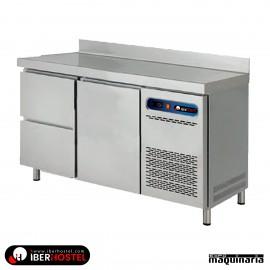 Mesa refrigerada Gastronorm 2 cajones y 1 puerta IH8073107
