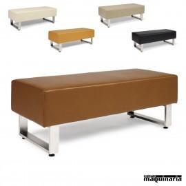 Sofas hosteleria modulares sillon sofa interior mobiliario hosteleria expomaquinaria - Banco tapizado ...