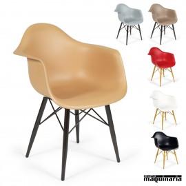 Sillon diseño IM299 estilo nordico