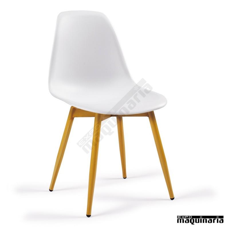 Sillas nordicas perfect sillas nordicas especfico sillas for Sillas de madera blancas baratas